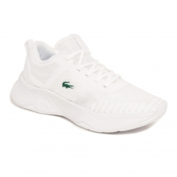 LACOSTE COURT-DRIVE WH/WH/21G-0