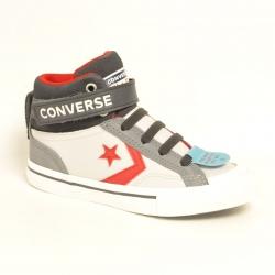 CONVERSE 670981C RED/STONE-0